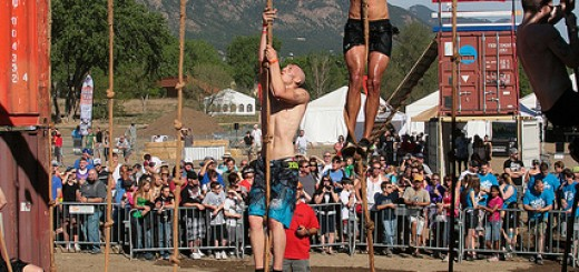 Wall/Rope Climb (Image by FtCarsonPAO)