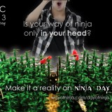 Make your way of ninja a reality!
