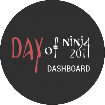 Day Of Ninja 2014 Dashboard