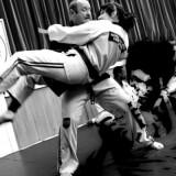 Karma Ju-Jitsu Female Martial Artist Training